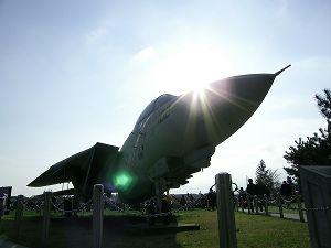 ゲートガードのF-14